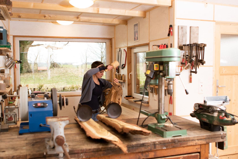 Holzfräulein | Hannah Beyer Werkstatt